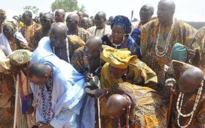 Saki agog as Alaafin of Oyo, other Obas attend Beere Festival