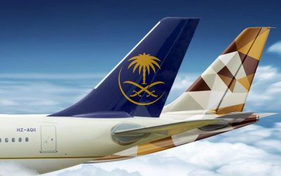 ETIHAD AIRWAYS AND SAUDIA SOLIDIFY RELATIONSHIP WITH RECIPROCAL EARN AND BURN PARTNERSHIP