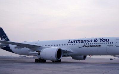 Lufthansa commences Dubai – Munich route with modern, environmentally friendly Airbus A350-900 aircraft